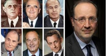 presidents 5e republique
