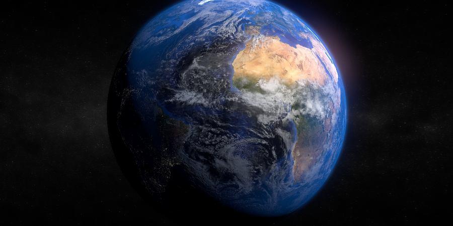 vitesse rotation de la terre 1670kmh