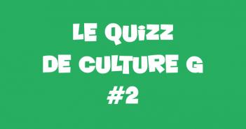 quizz culture generale 2