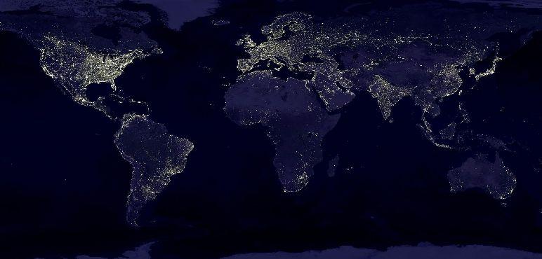 Combien De Pays Il Y A T Il Dans Le Monde En 2017