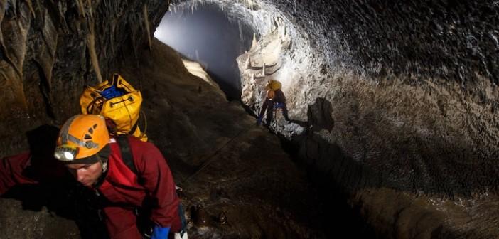 krubera voronja grotte