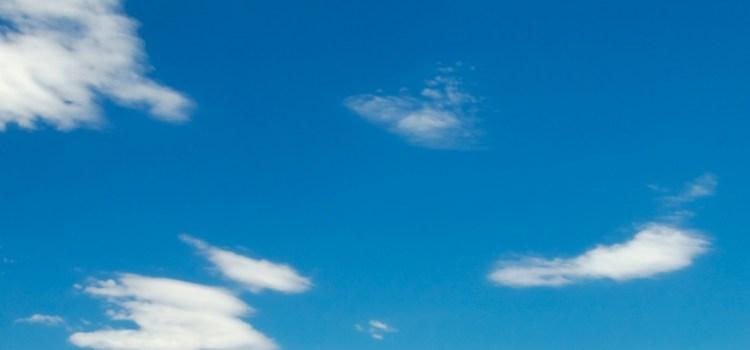 Pourquoi le ciel est bleu - Quelle couleur va avec le bleu ciel ...