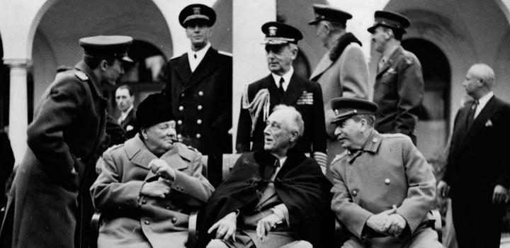 yalta histoire